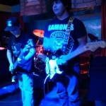On stage jamming